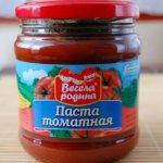 Как сохранить томатную пасту в домашних условиях