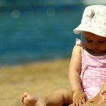 Малыш и солнце