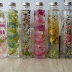 законсервированные цветы